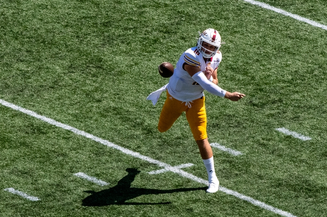 Texas State at Louisiana-Monroe - 9/19/20 College Football Picks and Prediction
