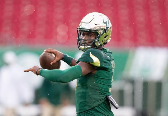 Postponed: Navy at USF: 11/21/20 College Football Picks and Prediction