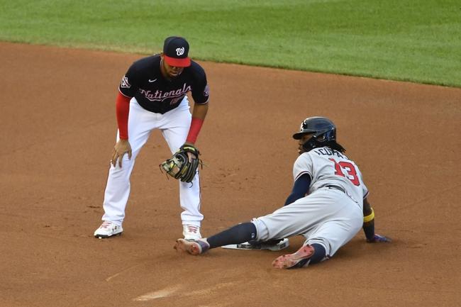 Atlanta Braves at Washington Nationals - 9/13/20 MLB Picks and Prediction