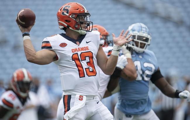 CFB Picks: Syracuse vs. Georgia Tech - 9/26/20 College Football Pick, Odds, and Prediction