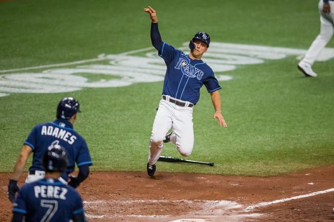 Boston Red Sox at Tampa Bay Rays - 9/13/20 MLB Picks and Prediction