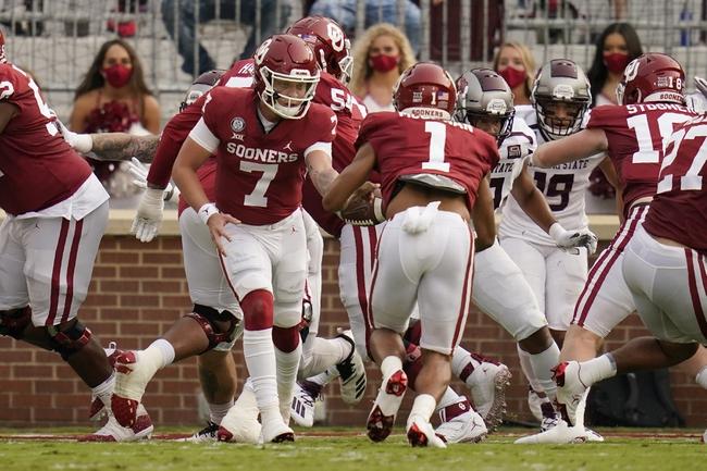 Kansas State at Oklahoma - 9/26/20 College Football Picks and Prediction
