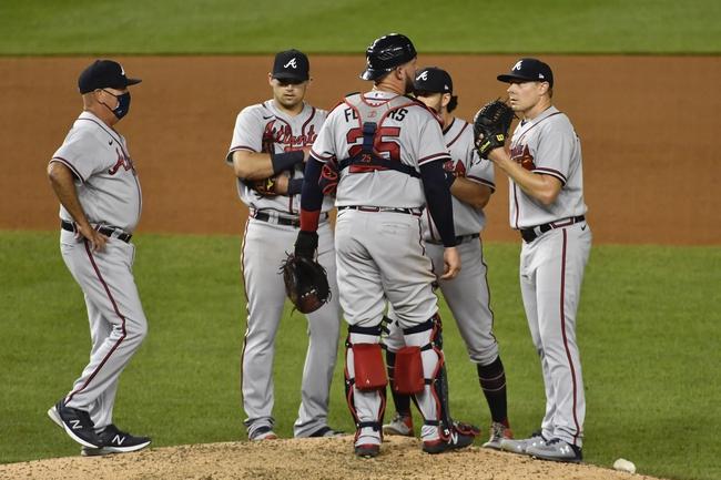 Washington Nationals vs. Atlanta Braves - 9/13/20 MLB Pick, Odds, and Prediction