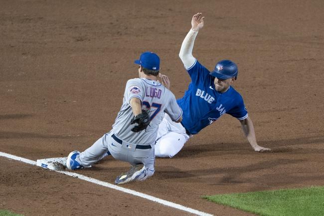 Toronto Blue Jays vs. New York Mets - 9/13/20 MLB Pick, Odds, and Prediction