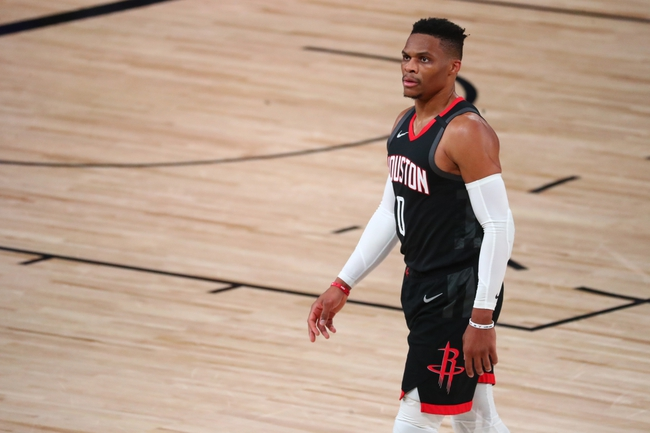 Russell Westbrook Trade Rumors: Five Teams To Trade For Rockets Point Guard