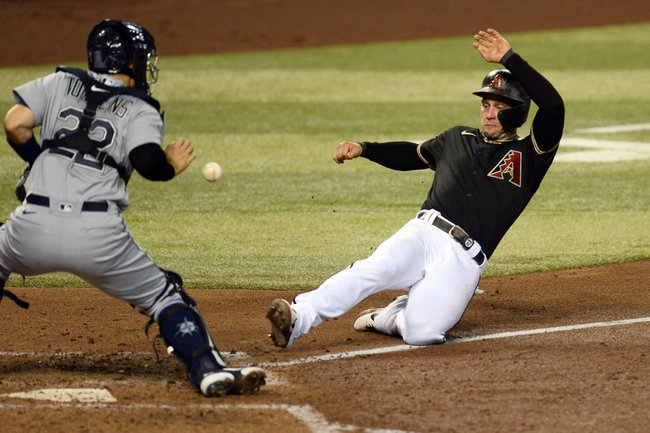 Seattle Mariners at Arizona Diamondbacks - 9/13/20 MLB Picks and Prediction