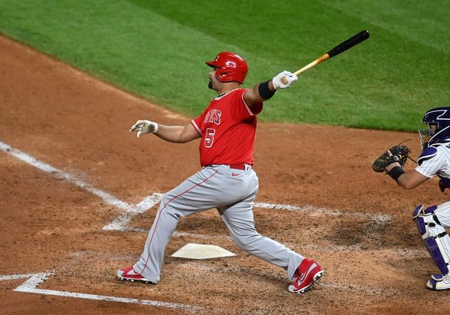Los Angeles Angels at Colorado Rockies - 9/13/20 MLB Picks and Prediction