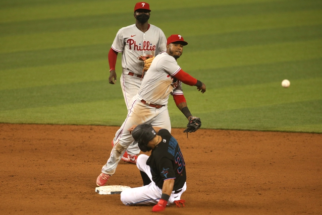 Miami Marlins vs. Philadelphia Phillies Game 1 - 9/13/20 MLB Pick, Odds, and Prediction