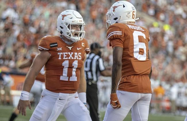 Texas at Oklahoma: 10/10/20 College Football Picks and Prediction