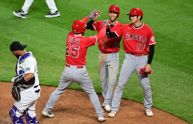 Colorado Rockies vs. Los Angeles Angels - 9/13/20 MLB Pick, Odds, and Prediction