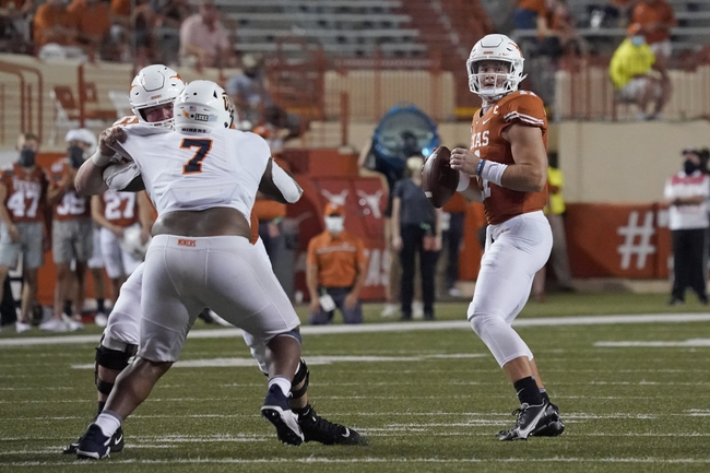 Big 12 Game Day: Texas Tech vs. Texas College Football Pick, Odds, and Prediction 9/26/20