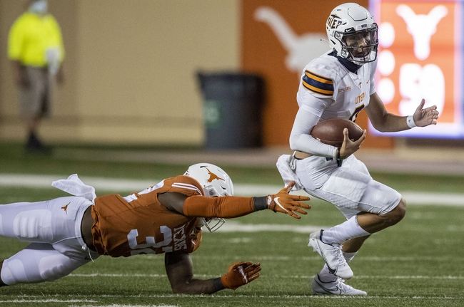 Canceled: Southern Mississippi at UTEP 12/4/20 College Football Picks and Predictions
