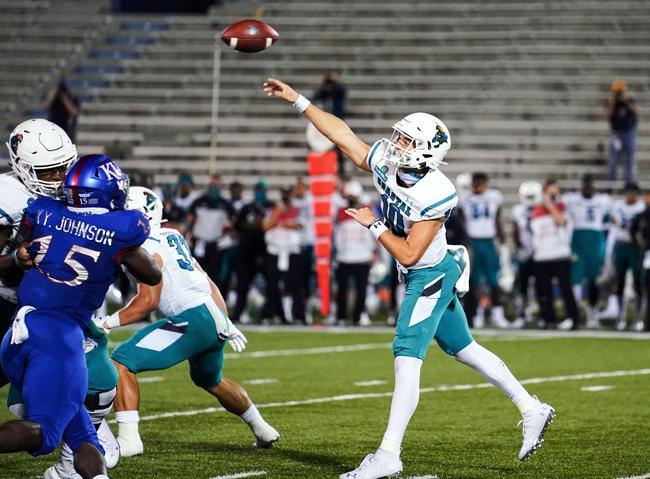 Coastal Carolina at Troy: 11/14/20 College Football Picks and Prediction