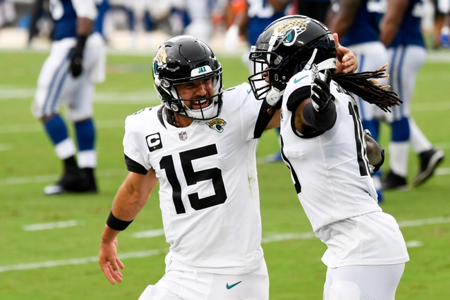 Jacksonville Jaguars at Tennessee Titans - 9/20/20 NFL Picks and Prediction
