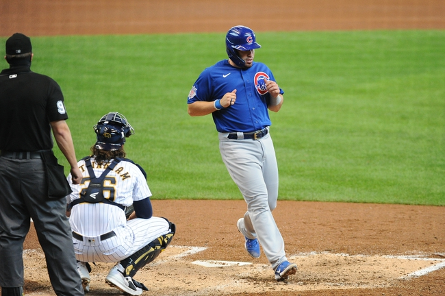 Cleveland Indians at Chicago Cubs - 9/15/20 MLB Picks and Prediction