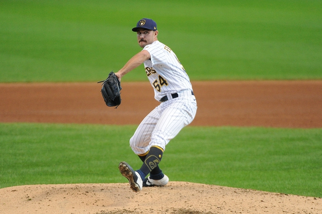 St. Louis Cardinals at Milwaukee Brewers Game 1 - 9/14/20 MLB Picks and Prediction