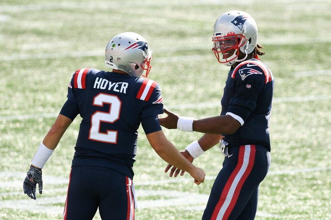 New England Patriots at Seattle Seahawks - 9/20/20 NFL Picks and Prediction