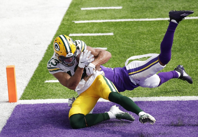 Betting Picks: Green Bay Packers vs Minnesota Vikings 11/1/20 NFL Picks, Odds, Predictions