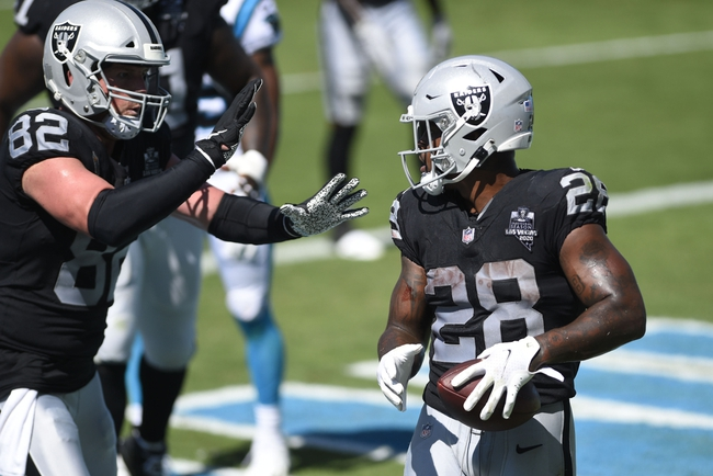 New Orleans Saints at Las Vegas Raiders - Game Day NFL Pick, Odds, and Prediction