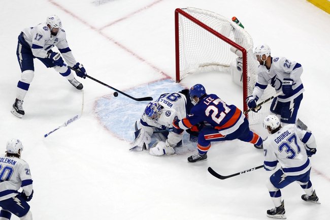 New York Islanders at Tampa Bay Lightning - 9/15/20 NHL Picks and Prediction