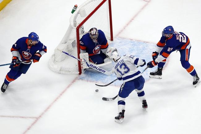 Tampa Bay Lightning vs. New York Islanders - 9/15/20 NHL Pick, Odds, and Prediction