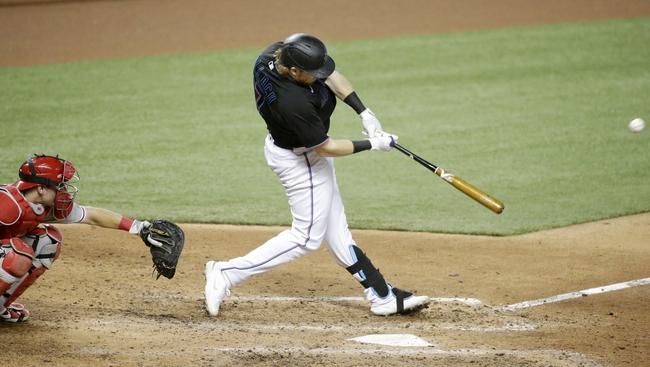 Philadelphia Phillies at Miami Marlins - 9/14/20 MLB Picks and Prediction