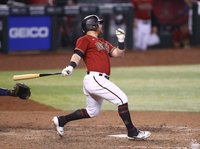 Arizona Diamondbacks at Los Angeles Angels - 9/15/20 MLB Picks and Prediction