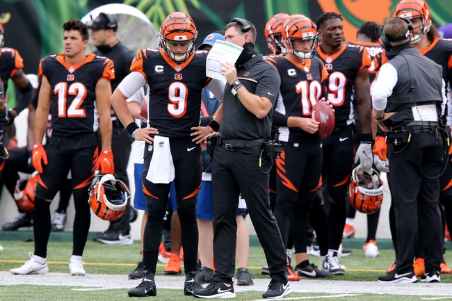 Cincinnati Bengals at Baltimore Ravens 10/11/20 NFL Picks and Predictions