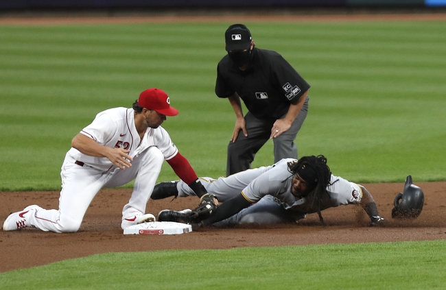 Cincinnati Reds vs. Pittsburgh Pirates - 9/15/20 MLB Pick, Odds, and Prediction