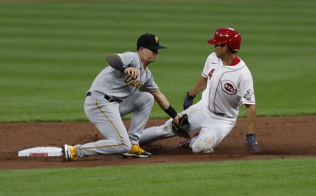 Pittsburgh Pirates at Cincinnati Reds - 9/16/20 MLB Picks and Prediction