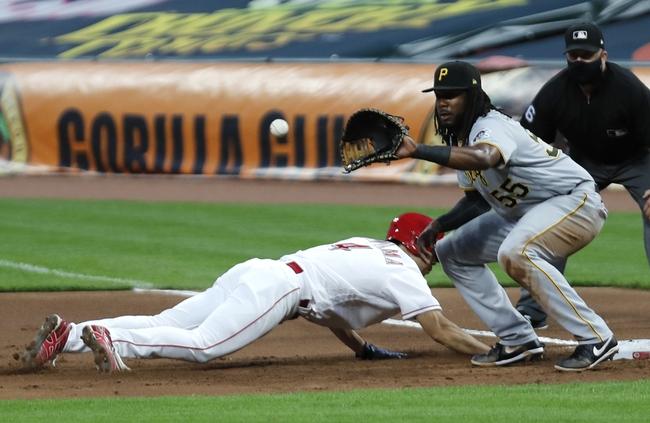 Pittsburgh Pirates at Cincinnati Reds - 9/15/20 MLB Picks and Prediction