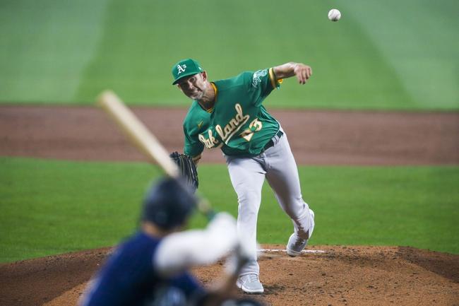 Dana Lane's Seattle Mariners vs Oakland Athletics AL 'Game of the Month'