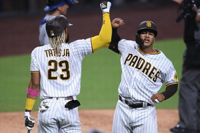 Los Angeles Dodgers at San Diego Padres - 9/15/20 MLB Picks and Prediction