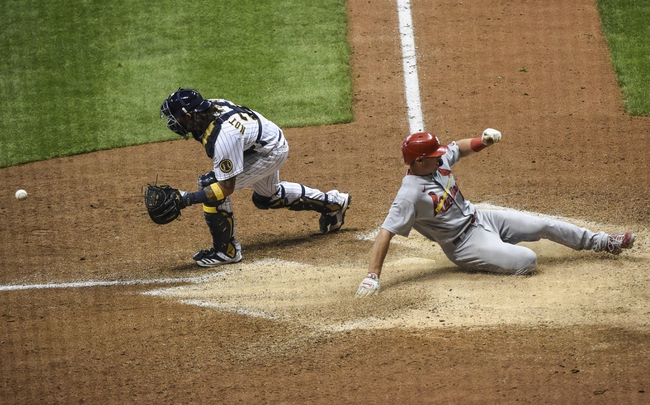 St. Louis Cardinals at Milwaukee Brewers - 9/15/20 MLB Picks and Prediction