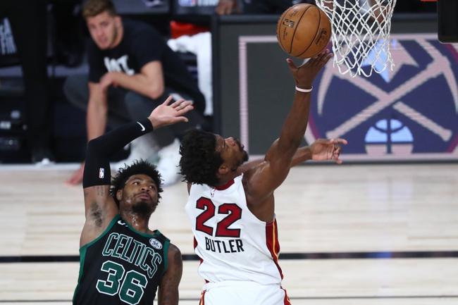 Mitch's Celtics-Heat Pick