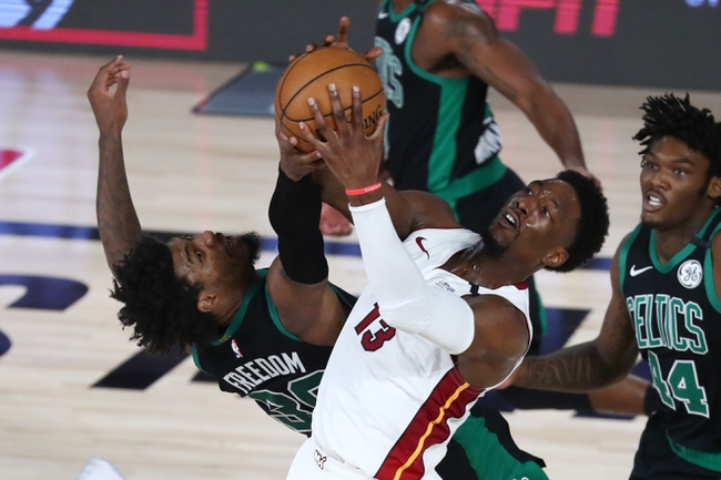 Miami Heat at Boston Celtics - 9/17/20 NBA Picks and Prediction