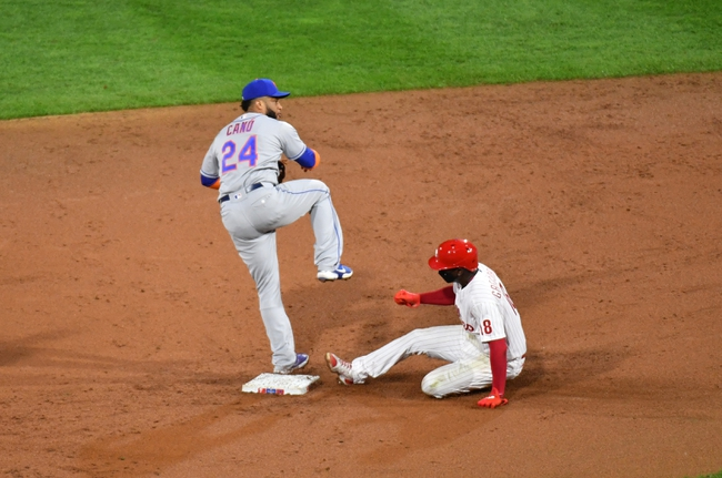 Tony T's Mets at Phillies Total 9-16-2020