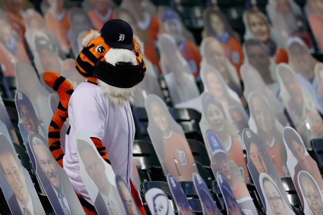 Kansas City Royals at Detroit Tigers - 9/16/20 MLB Picks and Prediction