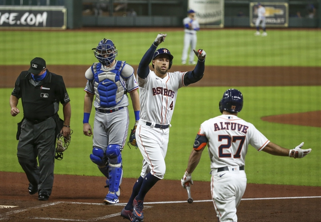 Dana Lane's Texas Rangers vs Houston Astros 'Premium' Release