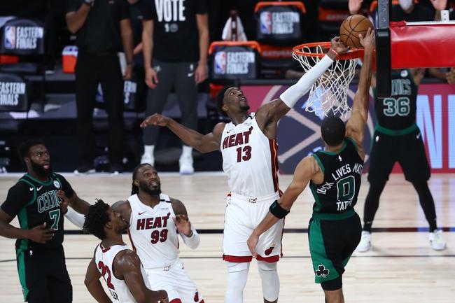 Boston Celtics vs. Miami Heat - 9/17/20 NBA Pick, Odds, and Prediction