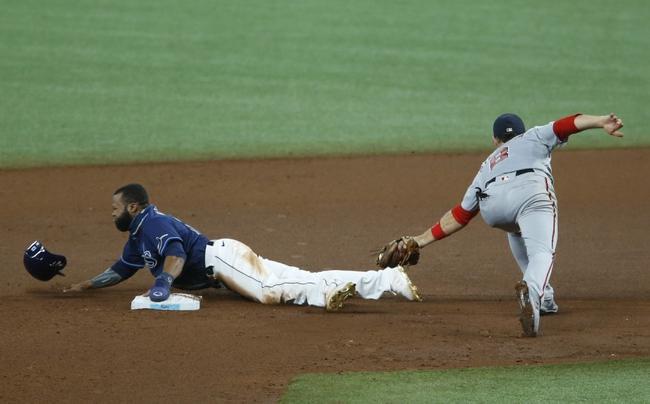 Tampa Bay Rays vs. Washington Nationals - 9/16/20 MLB Pick, Odds, and Prediction