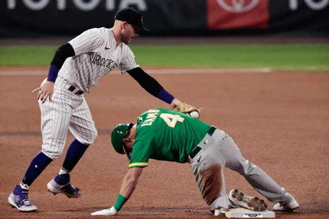 Colorado Rockies vs. Oakland Athletics - 9/16/20 MLB Pick, Odds, and Prediction
