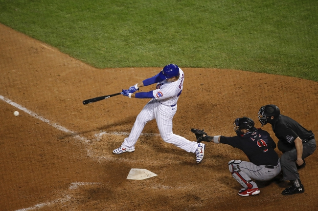 Chicago Cubs vs. Cleveland Indians - 9/16/20 MLB Pick, Odds, and Prediction