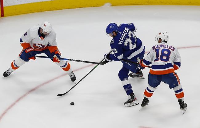 Tampa Bay Lightning at New York Islanders - 9/17/20 NHL Picks and Prediction