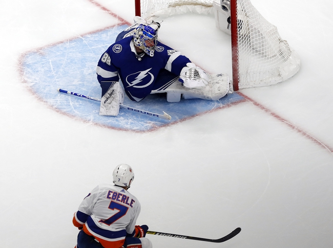 New York Islanders vs. Tampa Bay Lightning - 9/17/20 NHL Pick, Odds, and Prediction