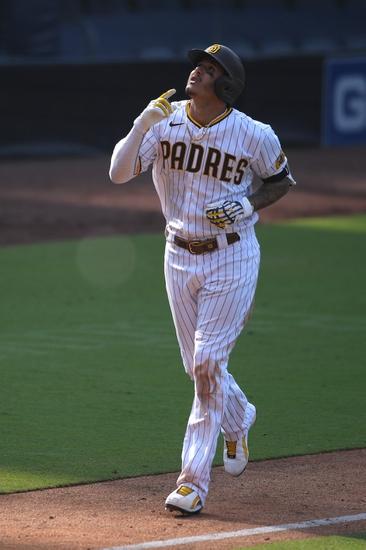 Dana Lane's San Diego Padres vs. Los Angeles Dodgers 'TOP WHALE' Winner