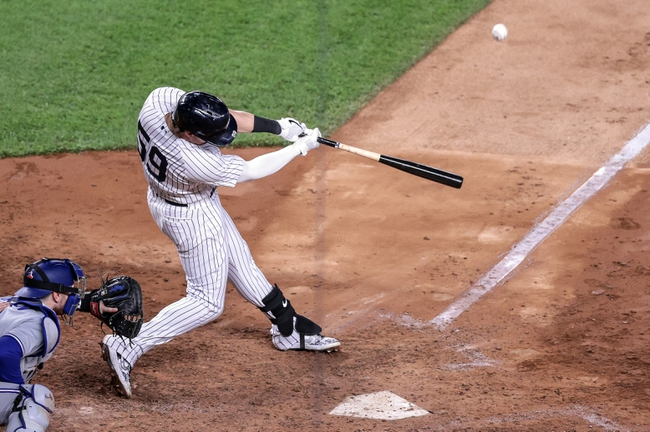 New York Yankees vs. Toronto Blue Jays - 9/17/20 MLB Pick, Odds, and Prediction