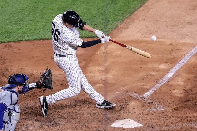 Toronto Blue Jays at New York Yankees - 9/17/20 MLB Picks and Prediction