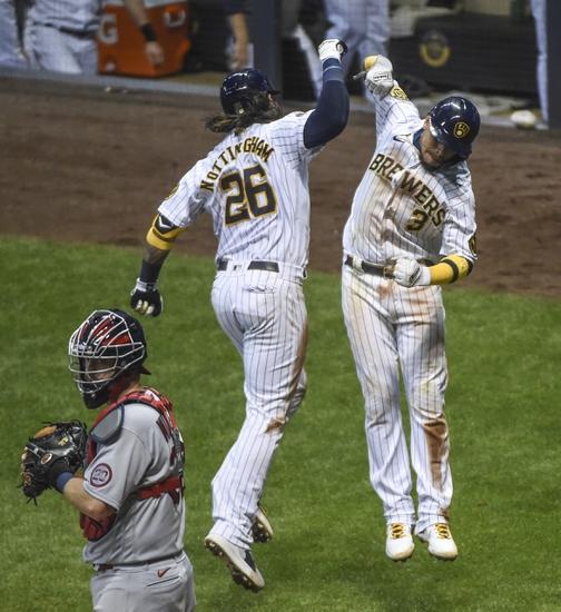 Dana Lane's Milwaukee Brewers vs St. Louis Cardinals 'TOP WHALE' Winner