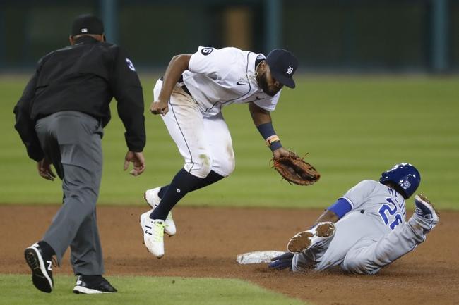 Kansas City Royals vs. Detroit Tigers - 9/24/20 MLB Pick, Odds, and Prediction